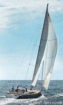 Bénéteau Océanis 60 sailing