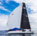 Nautor's Swan Club Swan 50 en navigation
