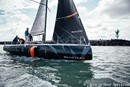Bénéteau Figaro 3 sailing