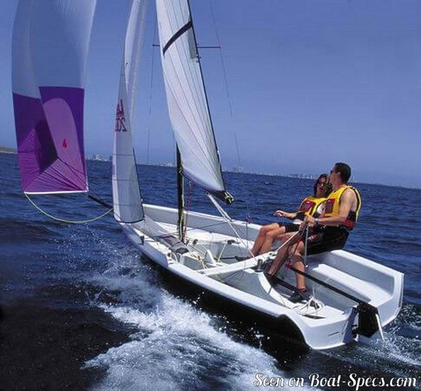 Laser 2000 Laser Performance Sailboat Specifications And