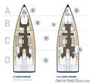 Bavaria Yachtbau Bavaria C57 plan