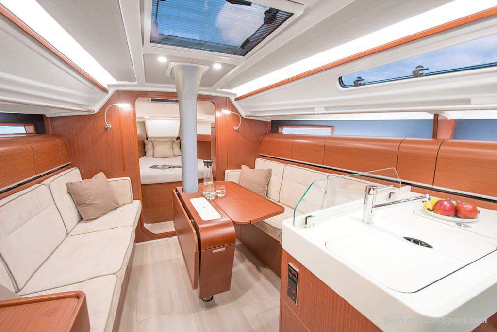 Dehler 34 J V Standard Sailboat Specifications And Details On Boat Specs Com