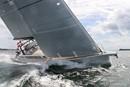 X-Yachts X6<sup>5</sup> sailing
