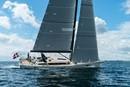X-Yachts X6<sup>5</sup> en navigation