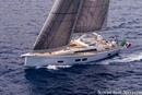 Del Pardo  Grand Soleil 52 Long Cruise en navigation