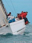 Bénéteau First 10R sailing