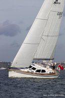 Nordship Yachts Nordship 430 DS en navigation