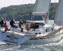 Nordship Yachts Nordship 46 DS Custom en navigation
