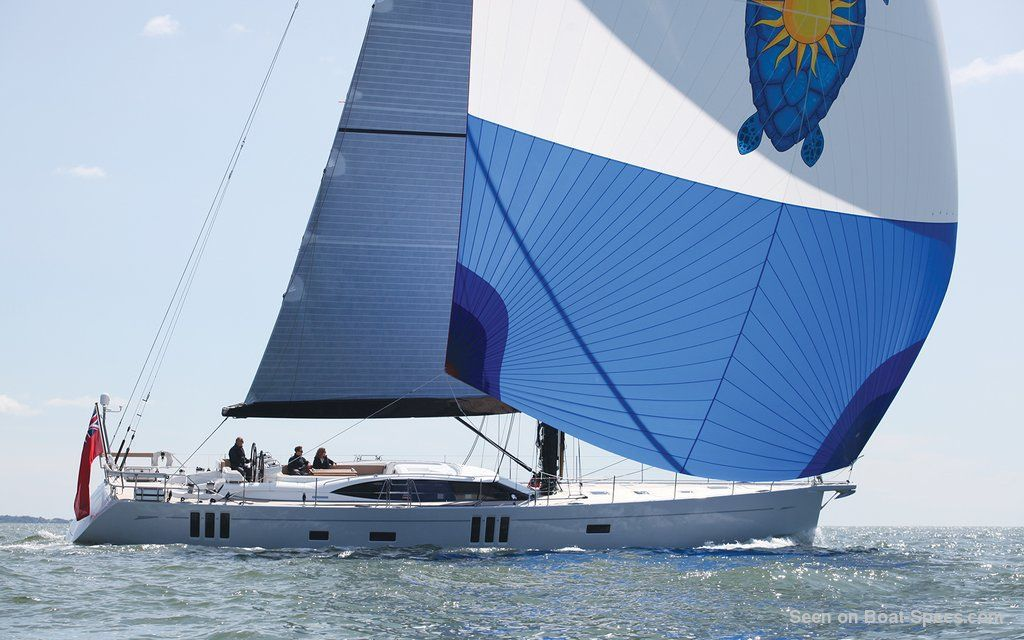 Oyster 745 keel and centerboard sailboat specifications and details on  Boat-Specs com