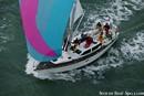 Oyster 42 en navigation