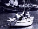 Kelt 5.50 sailing