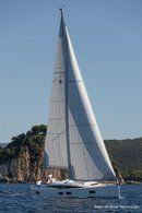 Jeanneau 51 en navigation