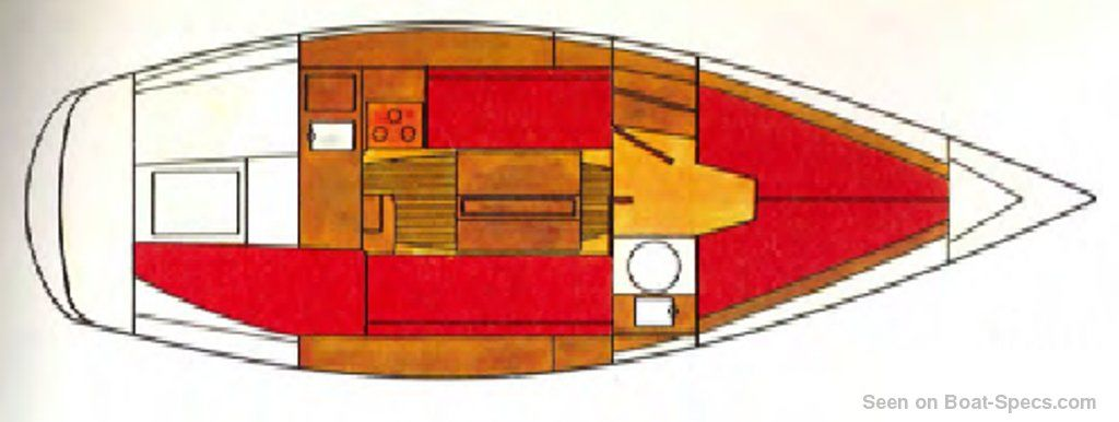 Albin Cumulus (Albin Marine) sailboat specifications and