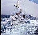 Jeanneau Symphonie sailing