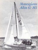 Albin Marine Albin 82 MS sailing
