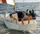 Albin Marine Albin Vega sailing