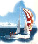 Albin Marine Albin Express en navigation