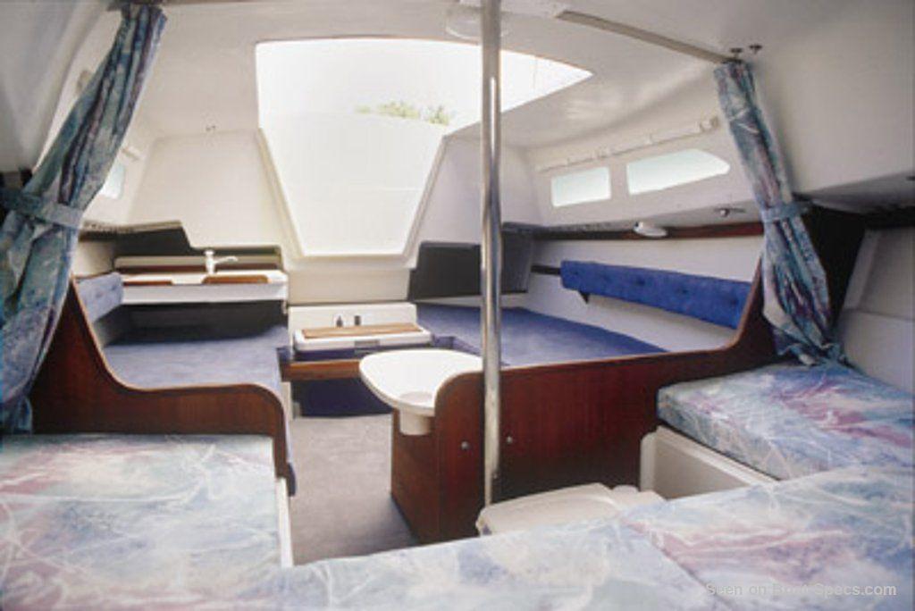 Catalina 22 MkII wing keel (Catalina Yachts) sailboat