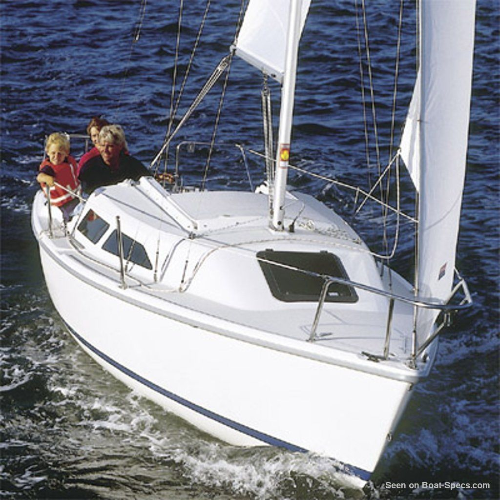 Catalina 22 MkII wing keel (Catalina Yachts) sailboat