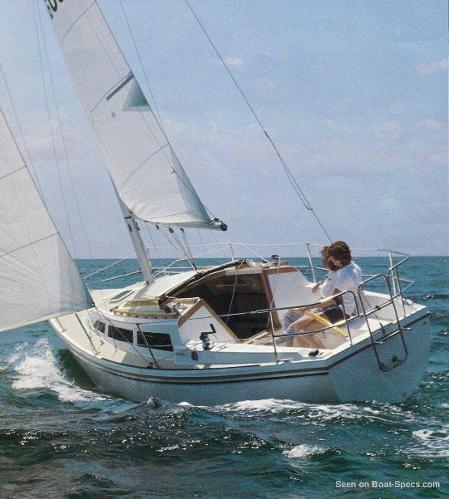 Catalina 27 standard (Catalina Yachts) sailboat