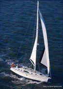 Catalina Yachts Catalina 445 en navigation