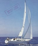 Catalina Yachts Catalina 36 MkI sailing