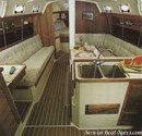 Catalina Yachts Catalina 34 MkI accommodations