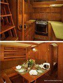 Nautor's Swan Swan 65 accommodations