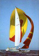 Nautor's Swan Swan 65 sailing