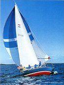 Nautor's Swan Swan 47 sailing