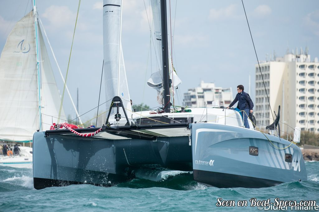 Outremer 4X (Outremer Yachting) sailboat specifications and details on  Boat-Specs com