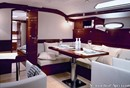 Hanse 461 accommodations