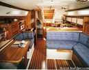 Catalina Yachts Catalina 36 MkII accommodations