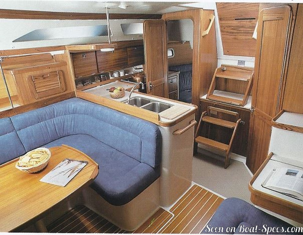 Catalina 34 Mkii Wing Keel  Catalina Yachts  Sailboat Specifications And Details On Boat