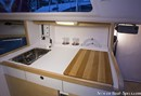 Catalina Yachts Catalina 275 Sport accommodations