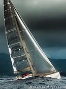 Italia Yachts  Italia 15.98 en navigation