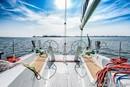 Italia Yachts  Italia 9.98 cockpit