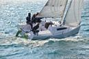Elan Yachts  Elan S1 sailing