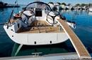 Elan Yachts  Elan E6 cockpit