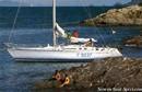 Bénéteau First 456 en navigation