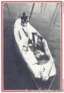 Amel Copain sailing