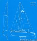 Amel Copain sailplan
