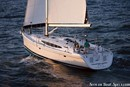 Marlow Hunter 50 sailing