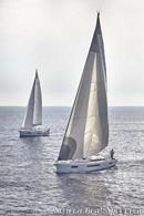 Jeanneau Sun Odyssey 490 en navigation