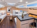 Hanse 418 accommodations