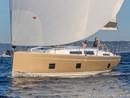Hanse 418 sailing