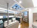 Hanse 388 accommodations
