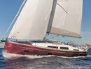 Hanse 388 sailing