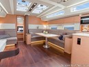 Hanse 548 accommodations