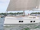 Hanse 548 sailing